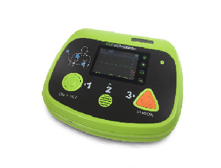 Hospital Equipment Portable Mobile Automatic External Aed Defibrillator