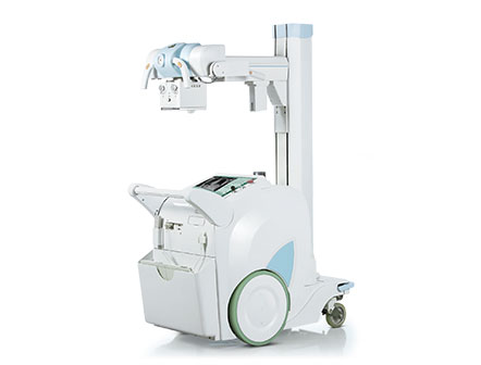 Professional Medical x ray Mobile Sparkler Digital Radiography System