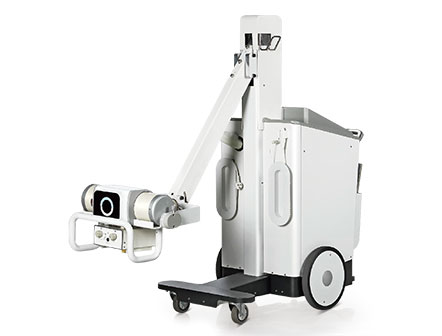 Mobile Cooper Mobile Digital x ray system