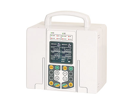 Medical Dual Channel Infusion pump