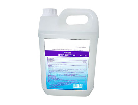 75% alcohol hand sanitizer gel