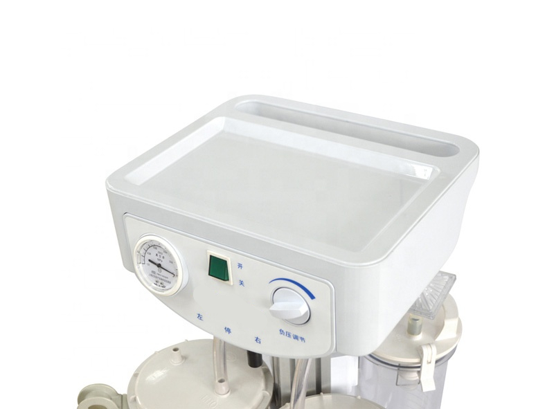 Low Noise Medical Electric Suction Apparatus