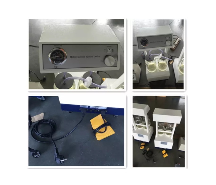New Style Hospital Mobile Suction Device Electrical Suction Units
