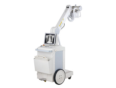 MOBILE HIGH FREQUENCY DIGITAL X-RAY RADIOGRAPHY SYSTEM