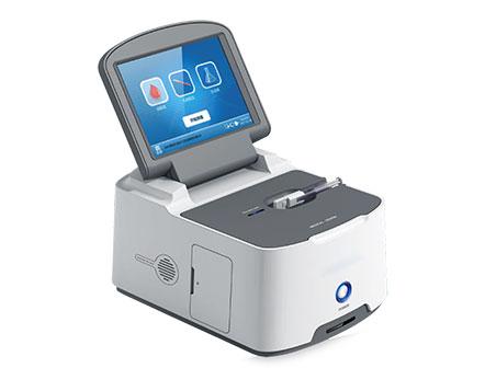 Portable Blood gas biochemical analyzer
