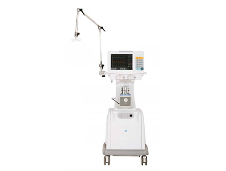 Hospital Respirator Breathing Machine Emergency ICU Ventilator