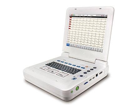 Digital 15 Channel ECG Machine Electrocardiograph