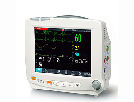 """Medical Device 8.4"""" TFT Touch Screen Specialized Neonatal monitor"""