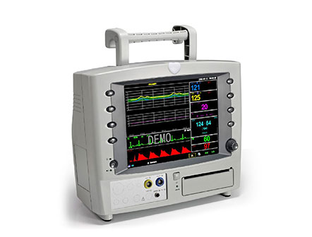 Multi-parameter 10.4 Inch Fetal/Maternal Monitor