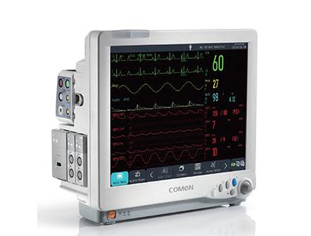 High end Multi parameter Modular Patient Monitor Machine