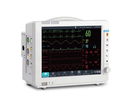 Hospital Equipment Semi-modular Patient Monitor Machine