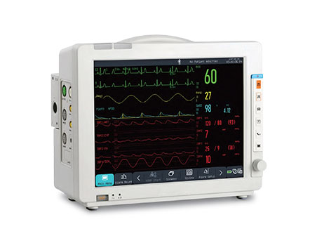 Medical Device Multi- Function Semi-modular Bedside Patient Monitor
