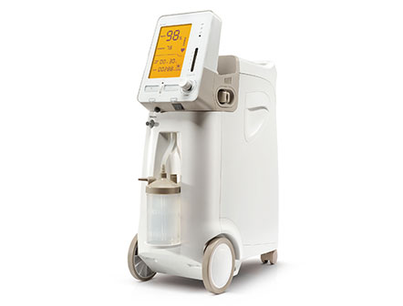 Medical Device Portable 3L Oxygen Concentrator Machine