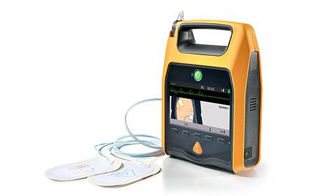 Automated External Defibrillator Machine