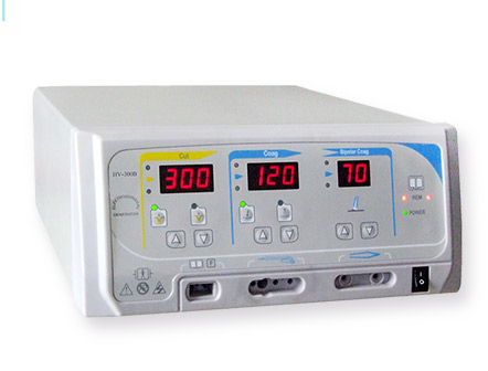 Injection Molding Electrosurgical Generator