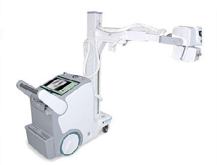 Mobile Digital Radiography Imaging System X Ray Machine