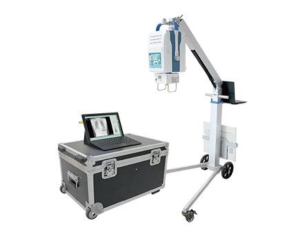 Hospital 5.6kw Portable Digital X ray System x-ray Machine