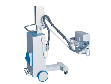Medical Diagnostic Equipment High Frequency Mobile X-ray Radiography Machine