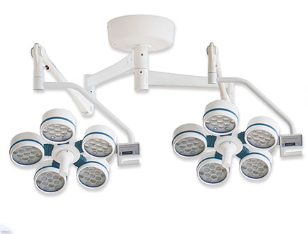 Medical Ceiling Surgery LED Shadowless Lamp Operating Room Theatre Light
