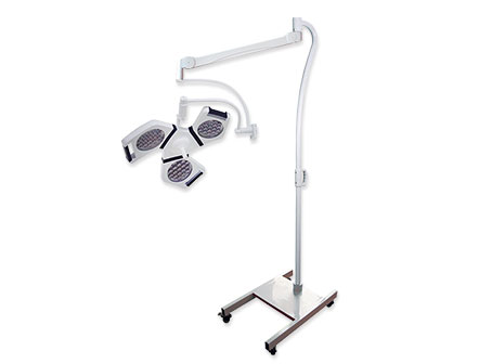 Mobile Adjust Color Temperature Portable LED Shadowless Operating Lamp