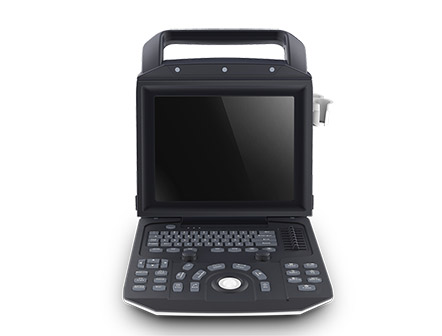 Portable 12 Inch LED Full Digital Color Doppler Ultrasonic System Diagnostic Ultrasound Machine