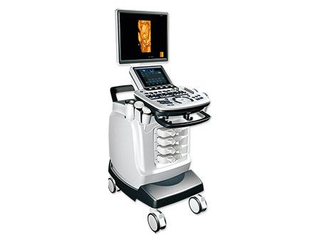 Full Digital Color Doppler Ultrasonic Diagnostic System Trolley Ultrasound Machine