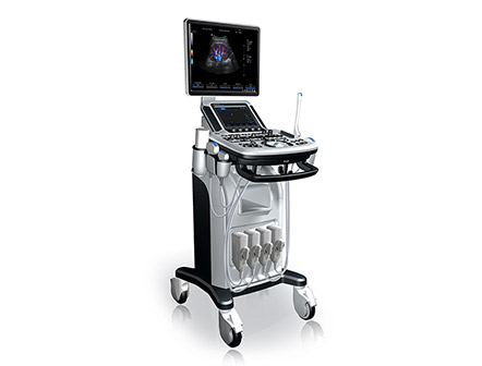 Hospital Equipment 15/19 Inch LED Full Digital Color Doppler Ultrasound Imaging System
