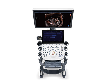 Dynamic Color Doppler Ultrasound Diagnostic System for Obstetrics and Gynecology