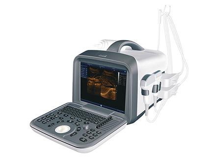 Laptop Portable Full Digital B/W Ultrasound Diagnostic Machine