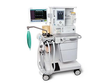 Anesthesia Workstation Advanced Flow Meter Ventilator Anesthesia Machine