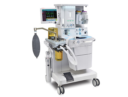 Medical Equipment Operating Room 12.1 Touch Screen Portable Ventilator Anesthesia Machine