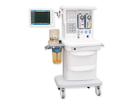 15 Inch TFT Touch Screen Advanced Integrated Full Monitoring Plug-in Anesthesia Workstation