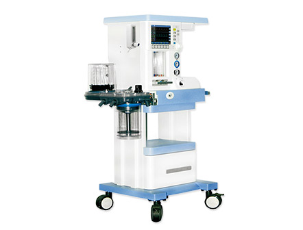 Cost-Effective 8.4 Inch TFT Screen Anesthesia Machine with Multiple Ventilation Modes
