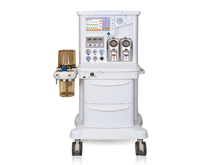 Mobile Medical Apparatus 10.6 Inch Touch Screen Anesthesia System