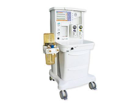 Hospital Equipment 12.1 Inch LCD Portable Anesthesia Machine/Workstation