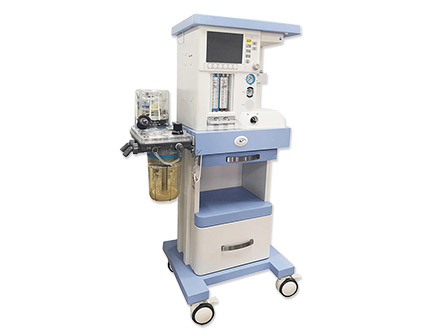 Cost-Effective 8.4 Inch TFT Ventilator Anesthesia Machine for Operating Room