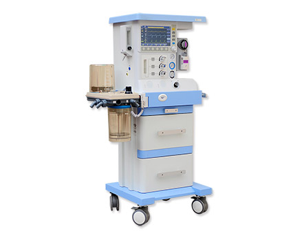 10.1 Inch TFT Screen High Performance Anesthesia Workstation/Machine