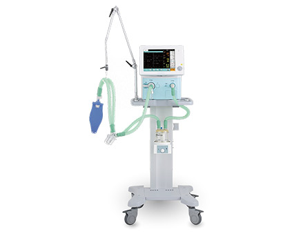 Mobile Invasive and Noninvasive Combined ICU Breathing Ventilator