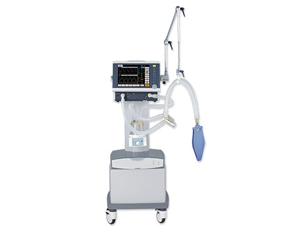 12.1 TFT Touch Screen ICU Ventilator Used for pediatric and adult