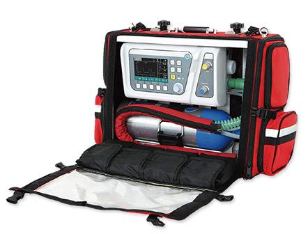 Multi-functional Emergency Transport Ventilator