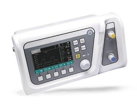 Integrated Respiratory Work Station Bedside Ventilator Breathing Machine