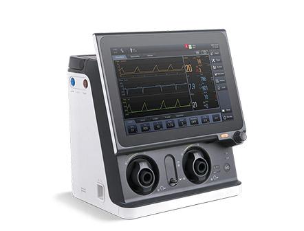 Professional Multi-functional Ventilator for bedside ventilation and intra-hospital transport