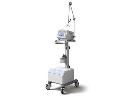 Hospital Breathing Machine Neonatal Non-invasive Ventilator Machine