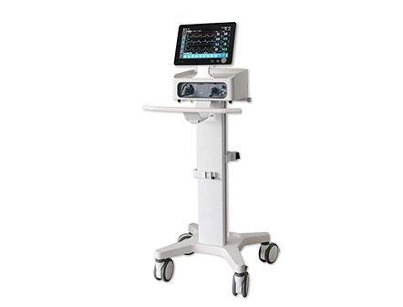 Hospital Equipment 12.1 Inch TFT Touch Screen Respiratory Ventilator Machine