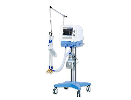Breathing Machine 10.4 Inch TFT LCD Screen Medical Use ICU Ventilator