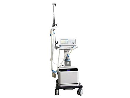 Infant Care Equipment Hospital CPAP System Newborn Ventilator Machine
