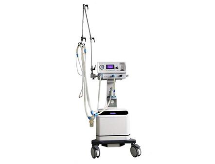 Medical Oxygen Machine CPAP Apparatus Baby Ventilator