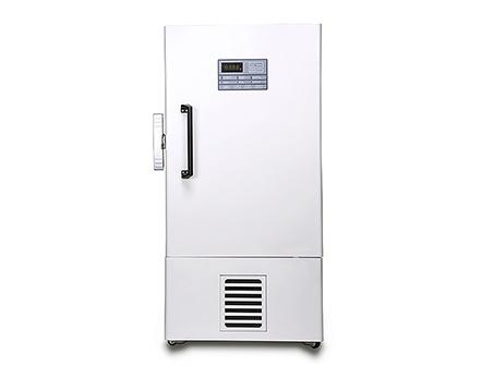 -86 degree low temperature refrigerator self-cascade system 340L deep freezer