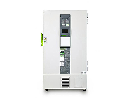 Refrigeration Equipment Cascade System -86 Degree ULT Stand up Deep Freezer 728L