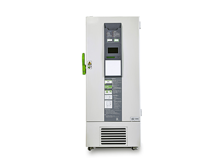 Dual System -86 Degree ULT 408L Vertical Vaccine Freezer with 7 inch LCD Display
